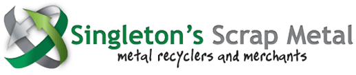 Singletons Scrap Metal logo