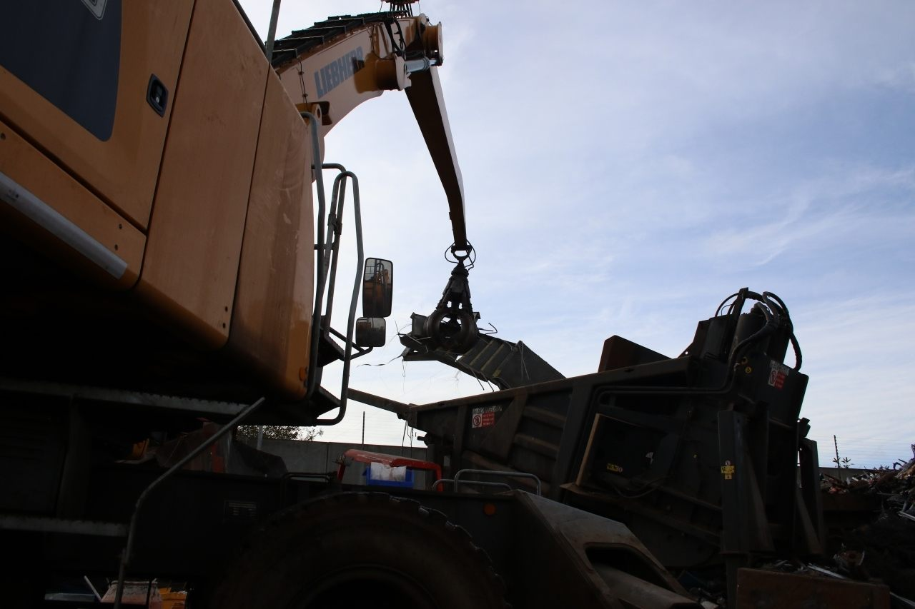 Manchester Scrap Yard