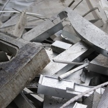 We buy scrap aluminium
