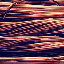 We buy scrap cable