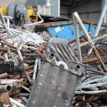 We buy scrap copper radiators