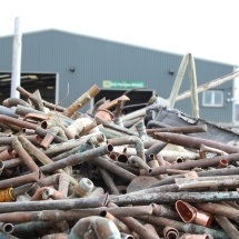 We buy scrap heavy copper