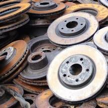 cast brake discs