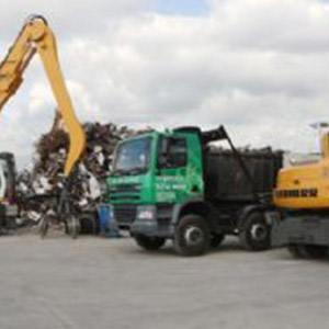 Scrapyard Crane