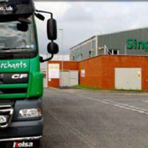 Singletons yard & Truck